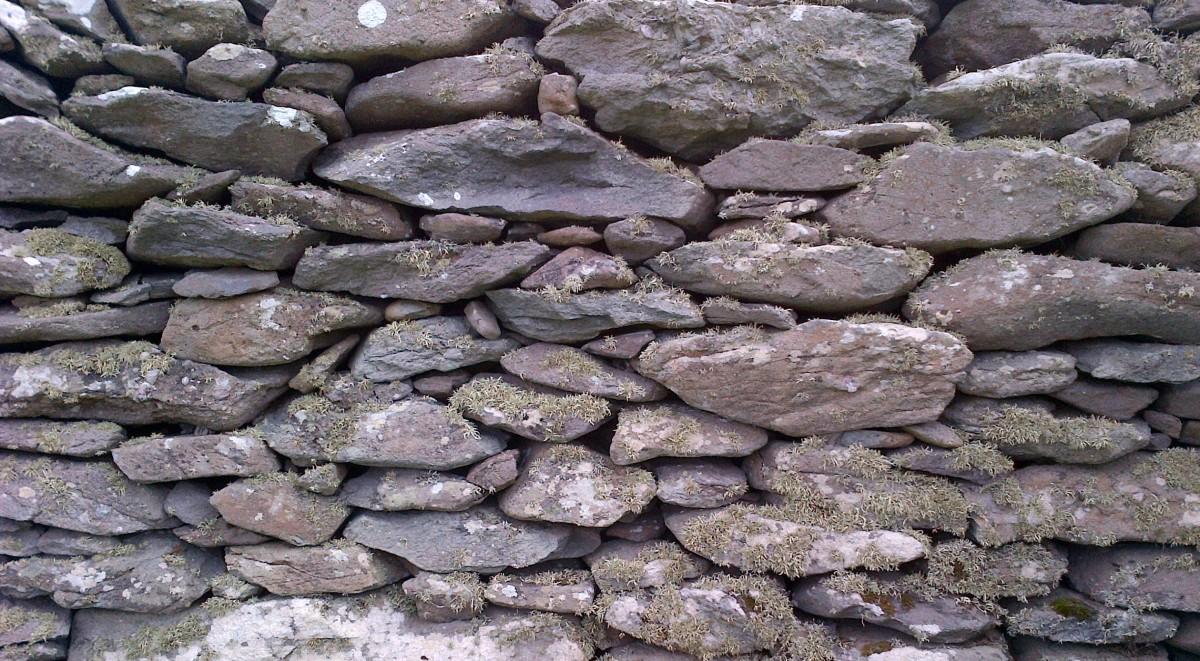 Iron Age Fort - desktop wallpaper