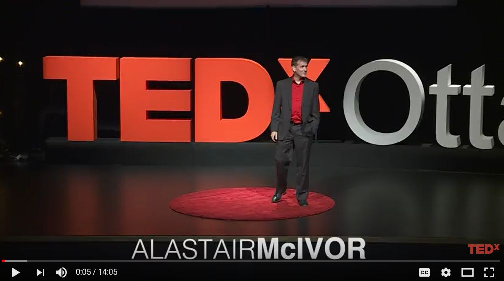 TEDx Ottawa stage2
