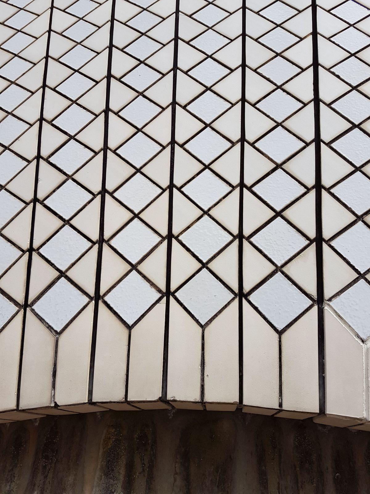 sydney opera house tile